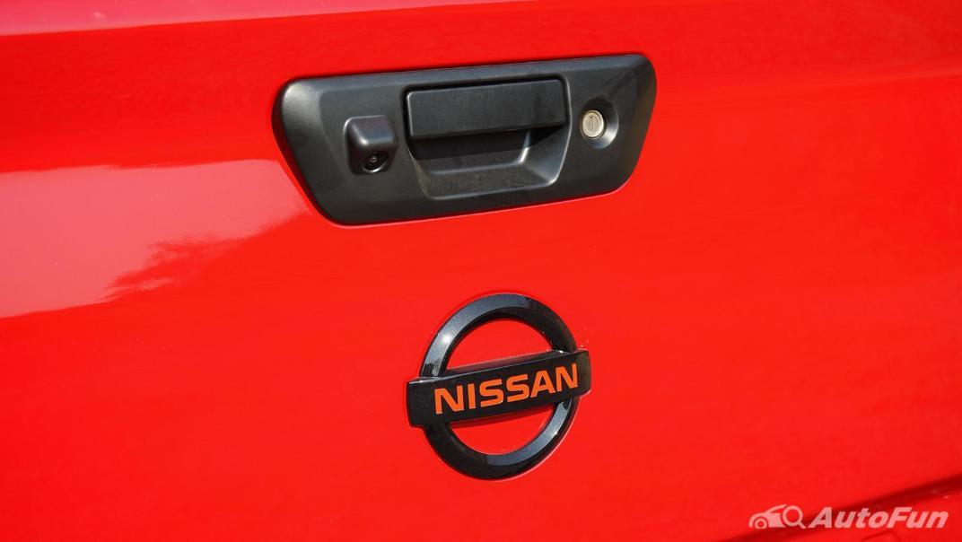 2021 Nissan Navara PRO-4X Exterior 025