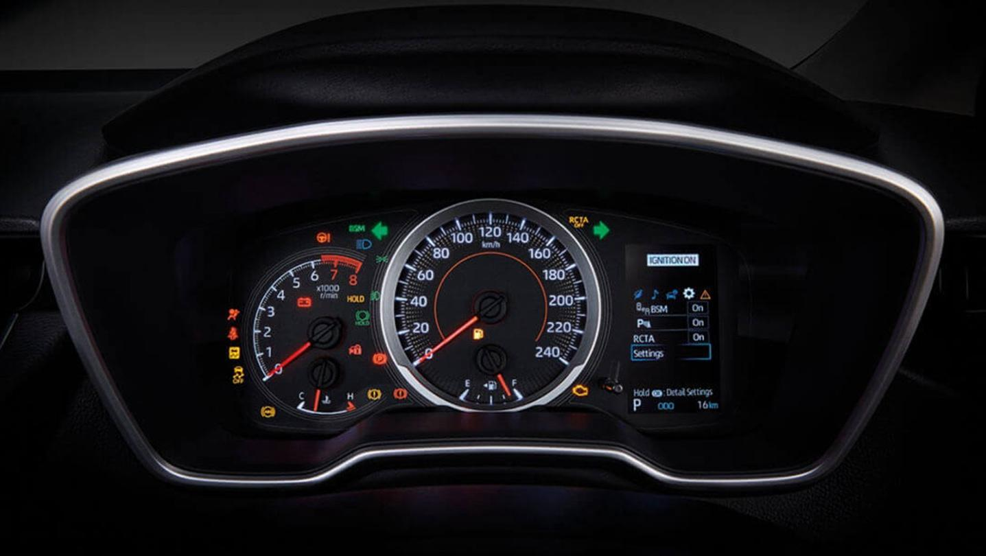 Toyota Corolla-Altis 2020 Interior 004