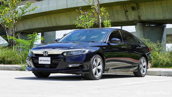 2020 Honda Accord Hybrid Tech Exterior 001