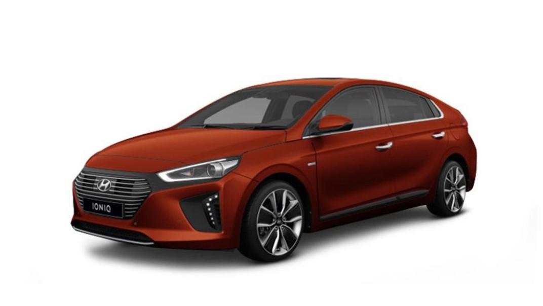 Hyundai Ioniq 2020 Others 002