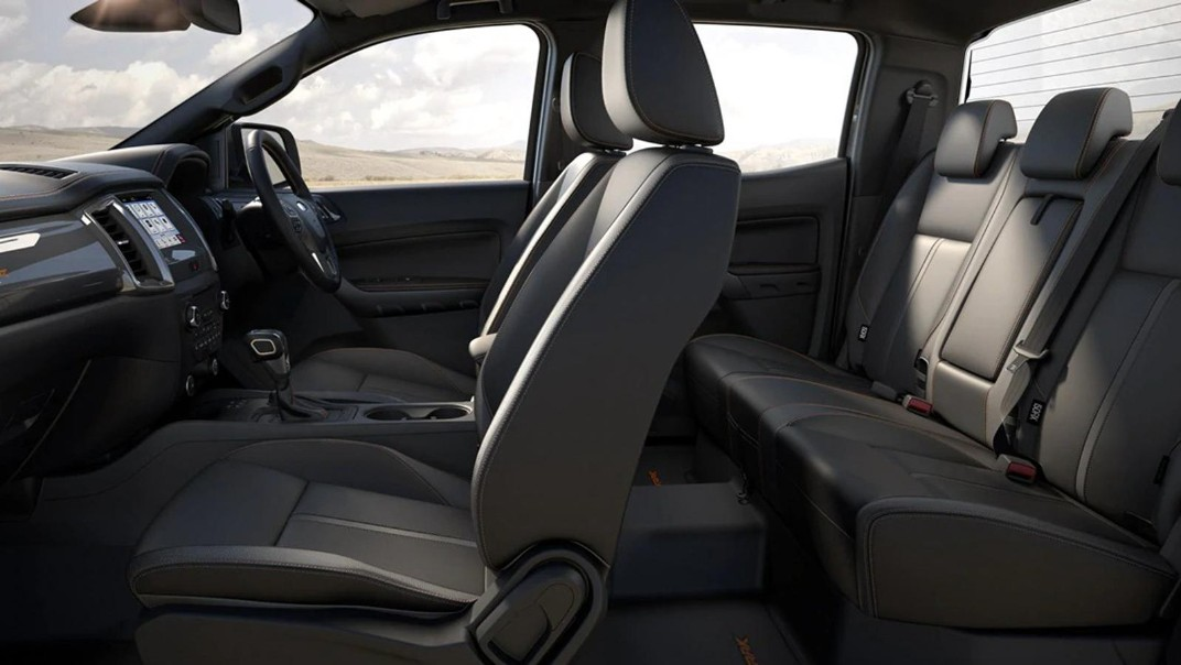 Ford Ranger 2020 Interior 006