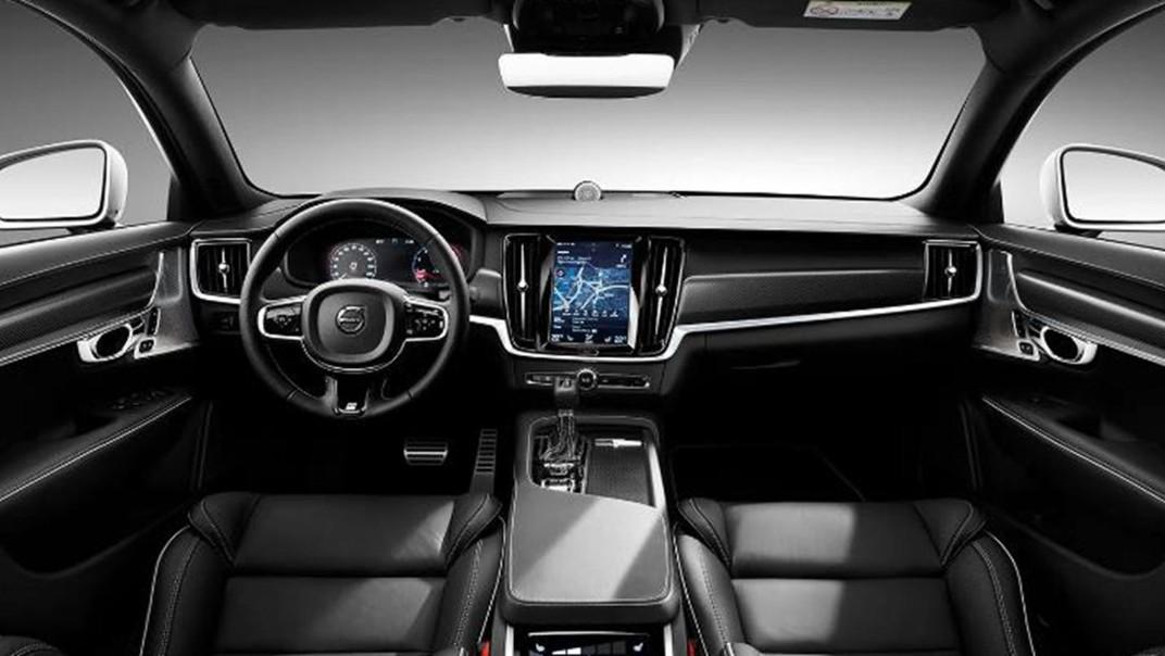 Volvo S90 2020 Interior 001