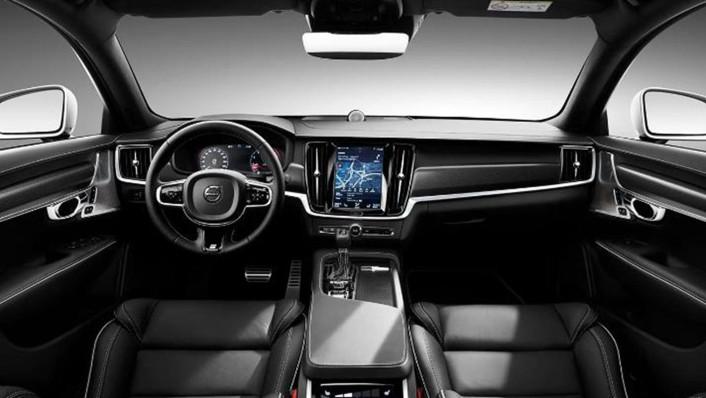 Volvo S90 Public 2020 Interior 001