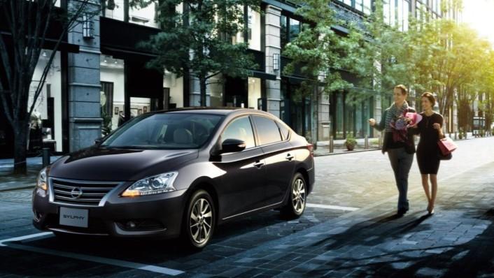 Nissan Sylphy Public 2020 Exterior 004