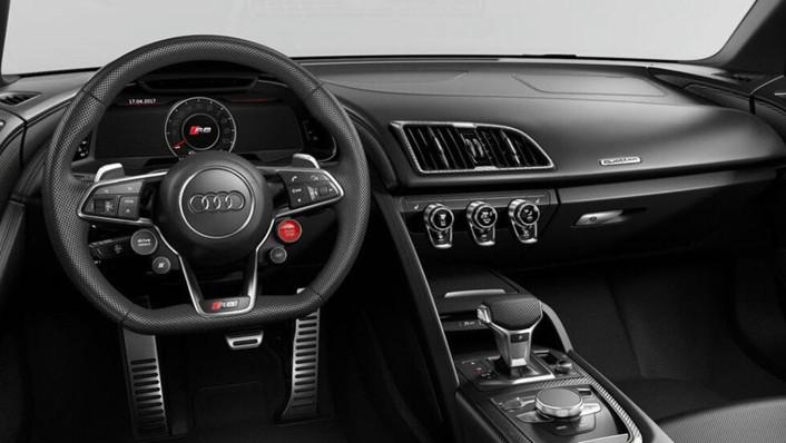 Audi R8 2020 Interior 001