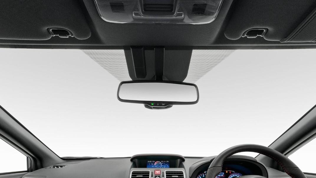 Subaru WRX-STI 2020 Interior 008