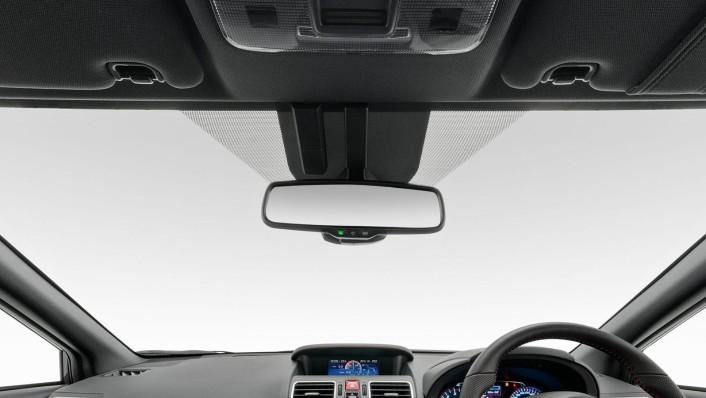Subaru WRX-STI Public 2020 Interior 008