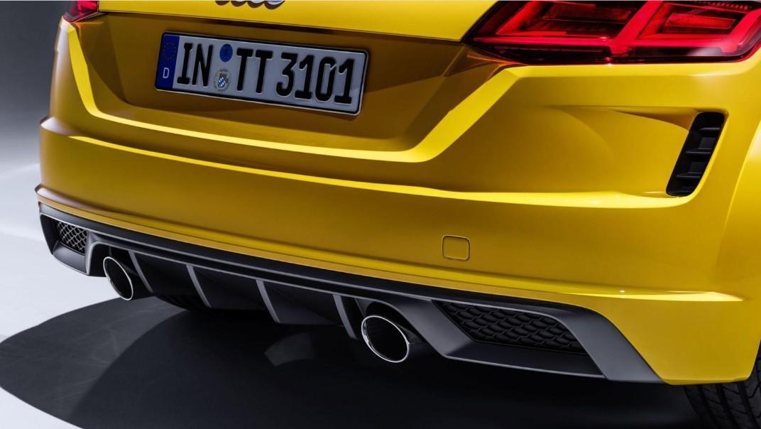 Audi TT Roadster 2020 Exterior 008