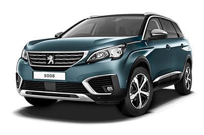 2020 1.6 Peugeot 5008 Active
