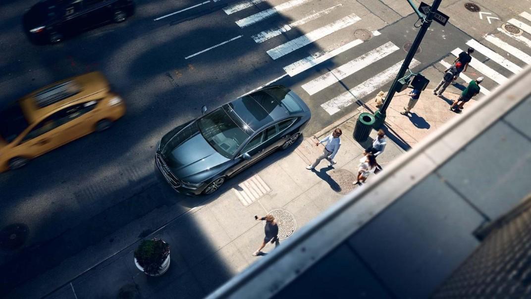 Audi A7 Sportback Public 2020 Exterior 001