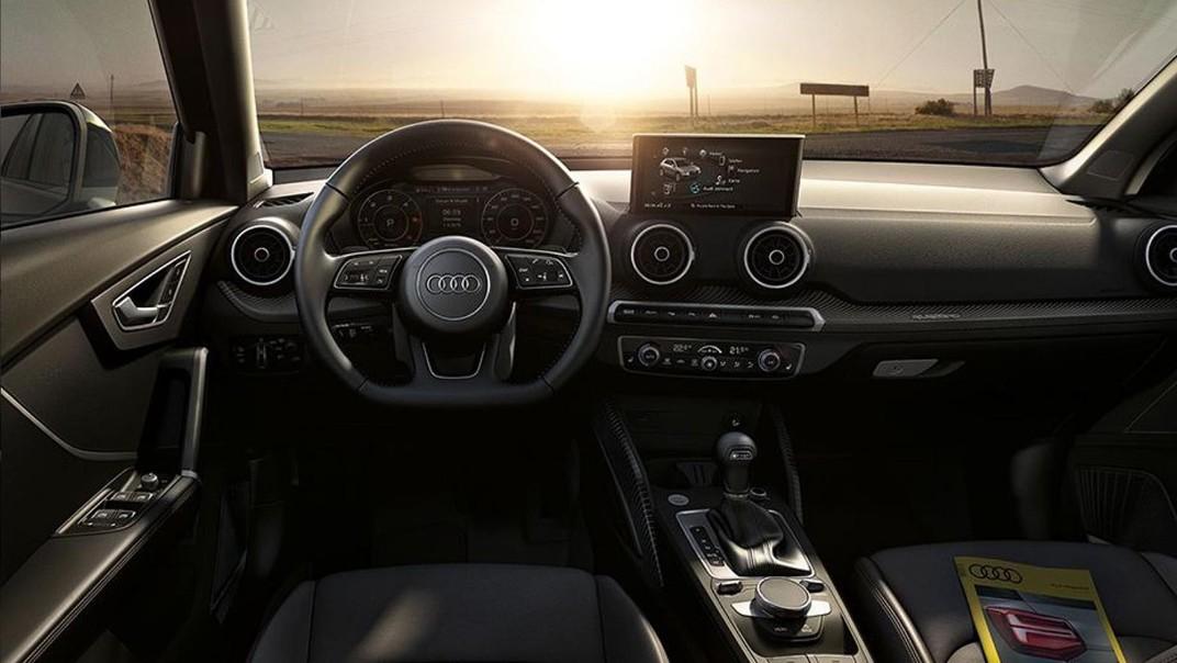 Audi Q2 Public 2020 Interior 004