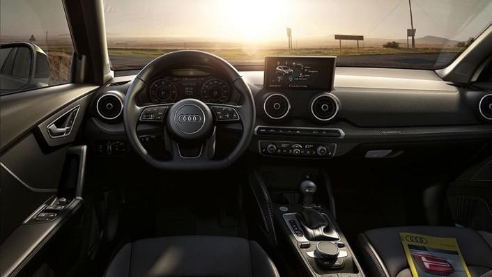 Audi Q2 2020 Interior 004