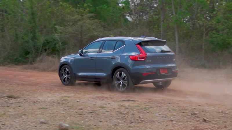 2021 Volvo XC40 T5 Recharge Inscription ครอสโอเวอร์เสียบปลั๊ก ค่าตัว 2.39 ล้านบาท ขับสนุก อุปกรณ์-ระบบครบ 02