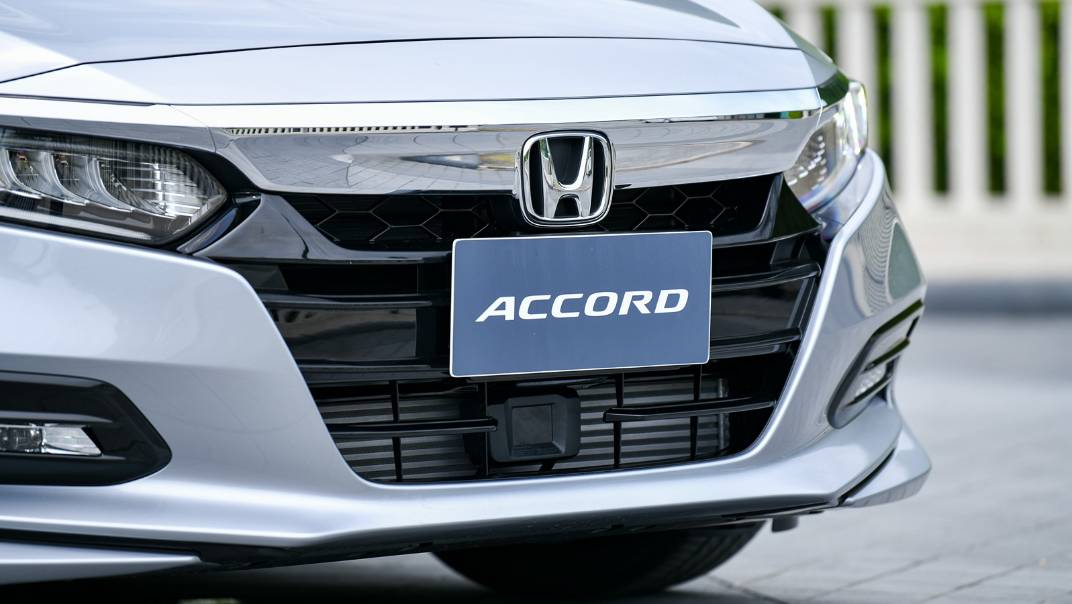 2021 Honda Accord 1.5 Turbo EL Exterior 053