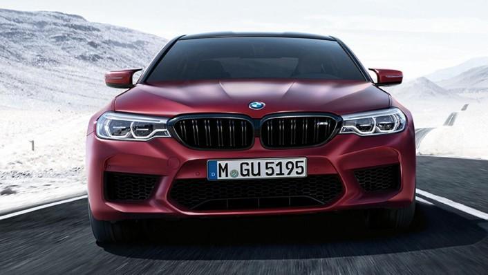 BMW M5-Sedan 2020 Exterior 010