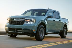 พาชม 2022 Ford Maverick เตรียมพบหน้าตาแบบนี้กับ 2022 Ford Ranger ใหม่