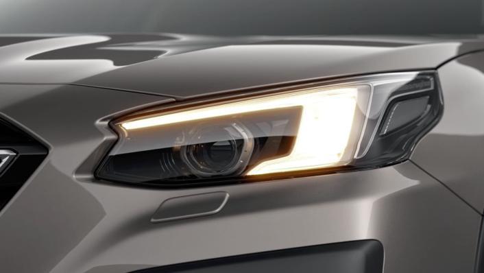 2021 Subaru Outback 2.5i-T EyeSight Exterior 009