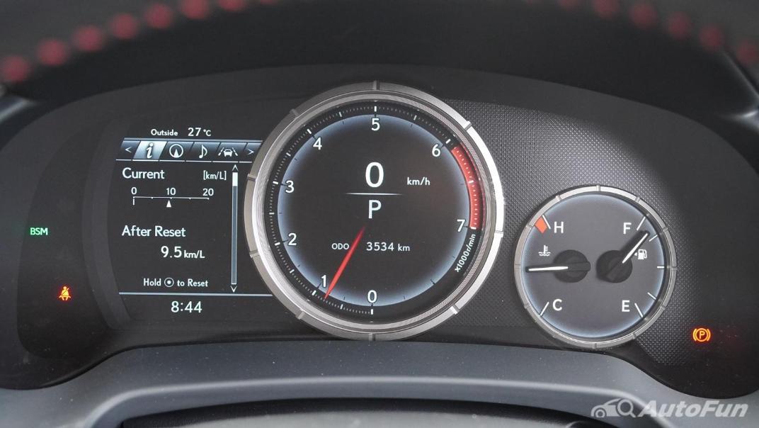 2020 Lexus RX 3.5 350 F Sport Interior 017