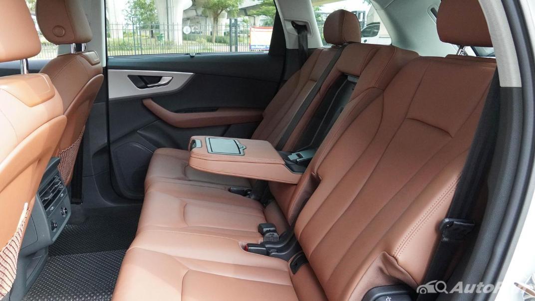 2020 Audi Q7 3.0 45 TDI Quattro Interior 026