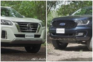เปิดตารางเทียบผ่อน PPV น่าใช้ Nissan Terra ปะทะ Ford Everest คันไหนถูก คันไหนดอกน้อย