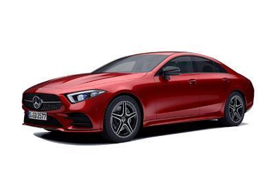 2020 Mercedes-Benz CLS-Class Coupe 2.0 300 d AMG Premium