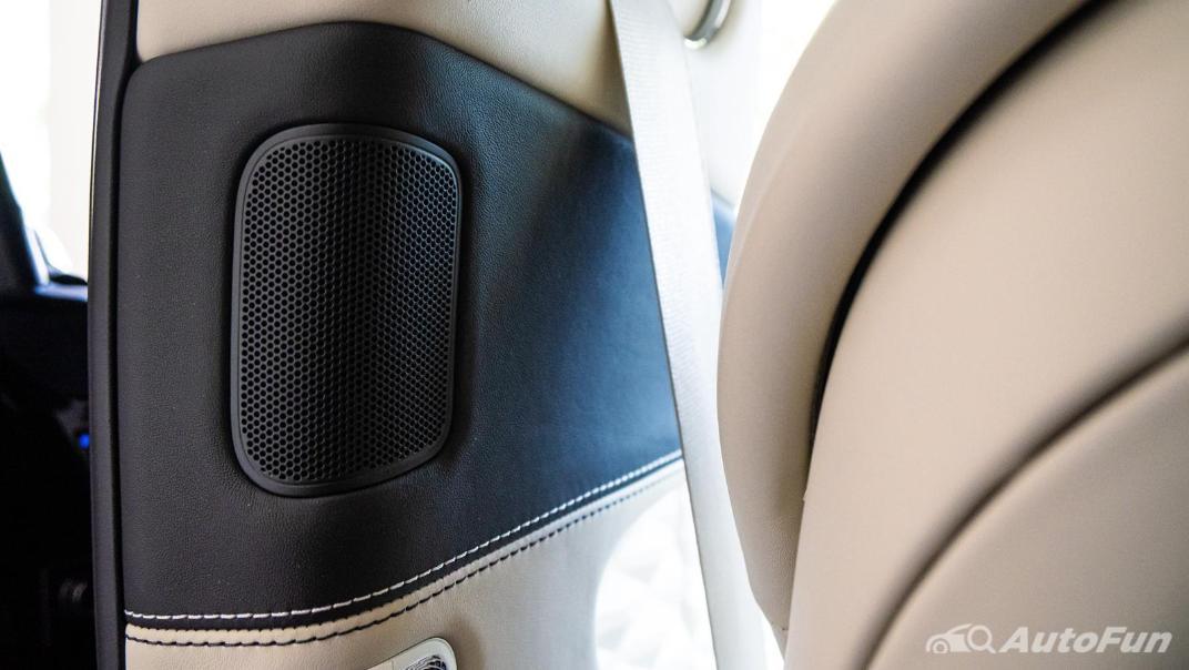 2020 Bentley Flying Spur 6.0L W12 Interior 067