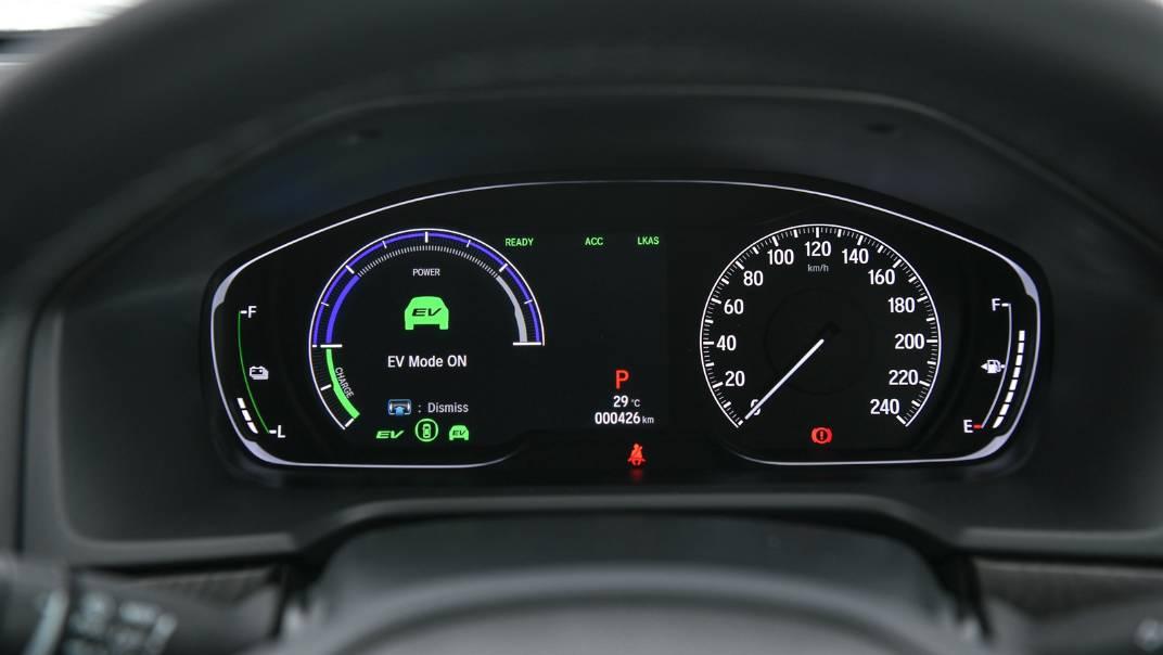 2021 Honda Accord 2.0L e:HEV EL+ Interior 013