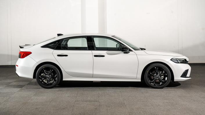 2022 Honda Civic RS Exterior 004