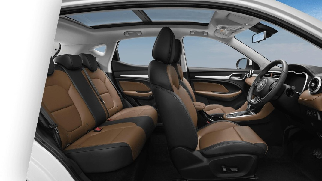 MG ZS-EV 2020 Interior 007
