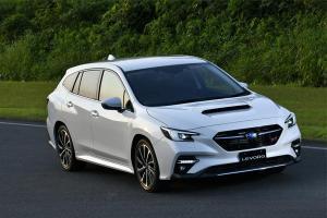 All-New 2021 Subaru Levorg เปลี่ยนแพลตฟอร์ม เครื่องยนต์ใหม่ ภายในทันสมัยยิ่งขึ้น