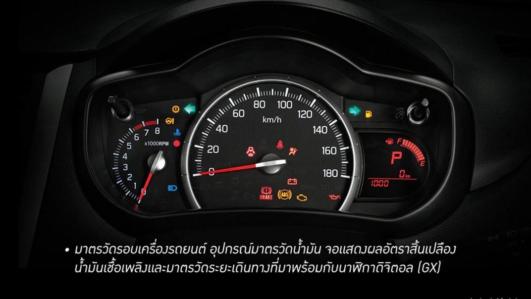 Suzuki Celerio 2020 Interior 003