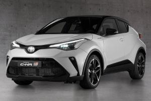 Toyota C-HR เปิดตัวชุดแต่งใหม่ Gr Sport ในอังกฤษเริ่ม 1,289,000 บาท