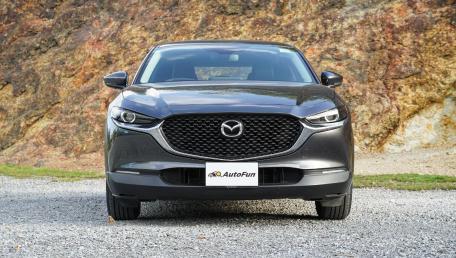 2021 Mazda CX-30 2.0 C ราคารถ, รีวิว, สเปค, รูปภาพรถในประเทศไทย   AutoFun