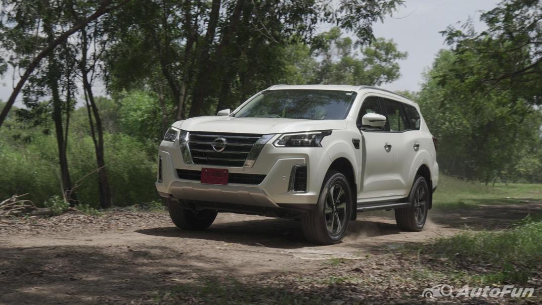 2021 Nissan Terra 2.3 VL 4WD Exterior 043