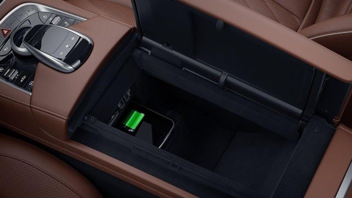 Mercedes-Benz S-Class Coupe 2020 Interior 004