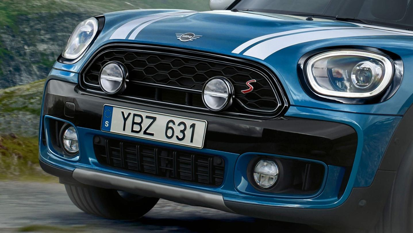 Mini Countryman 2020 Exterior 014