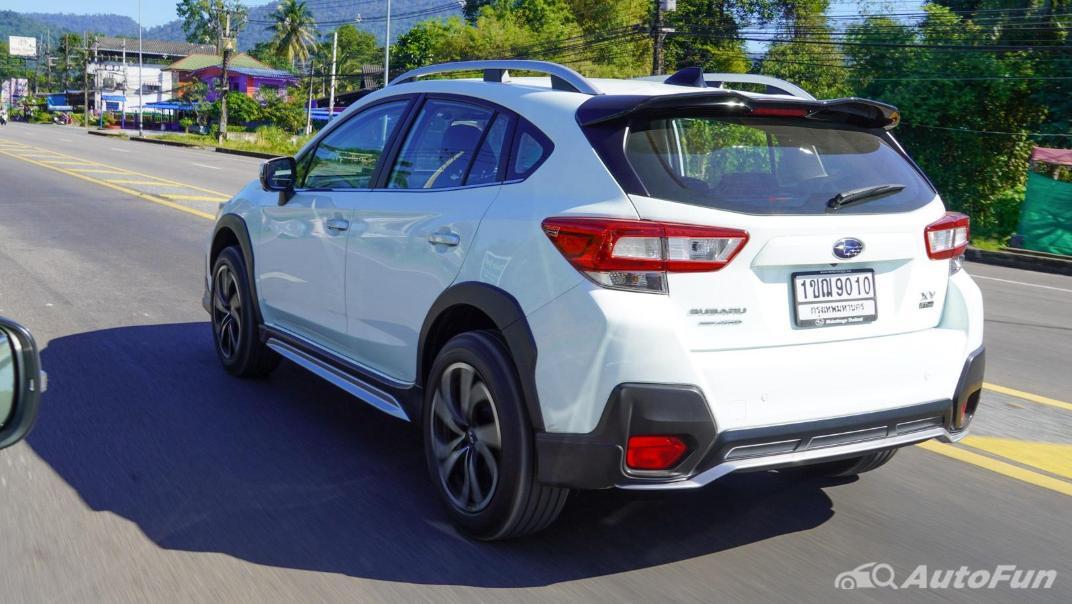2019 Subaru XV GT Edition Exterior 045