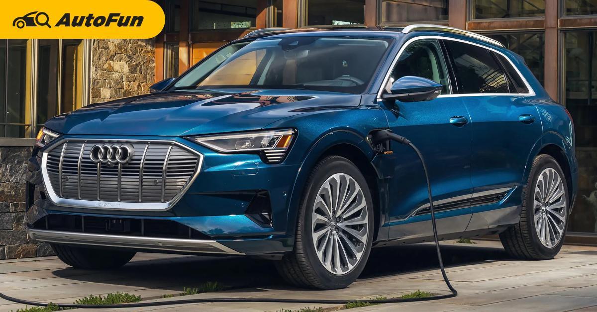 Audi e-Tron รุ่นย่อย Premium ใหม่ ราคาถูกลง 10% ตัดออพชั่นอะไรบ้าง? 01