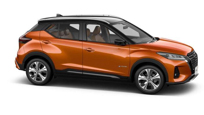 Nissan Kicks 2020 Exterior 006
