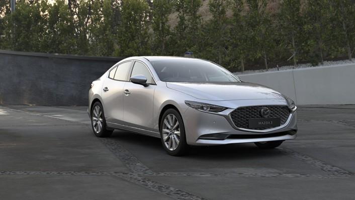 Mazda 3 Sedan 2020 Exterior 005