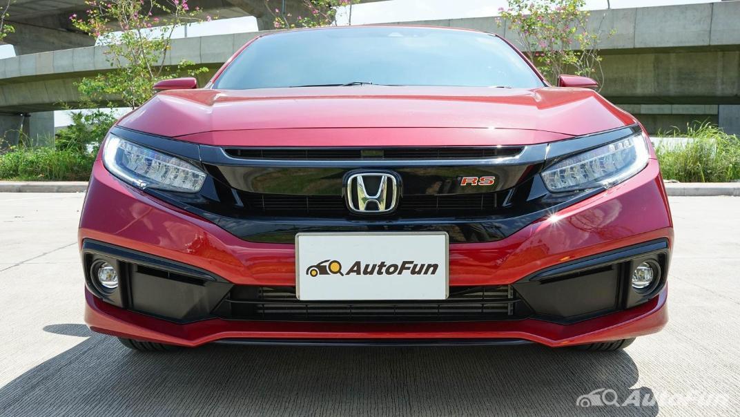 2020 Honda Civic 1.5 Turbo RS Exterior 009