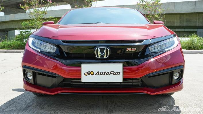 2020 1.5 Honda Civic Turbo RS Exterior 009
