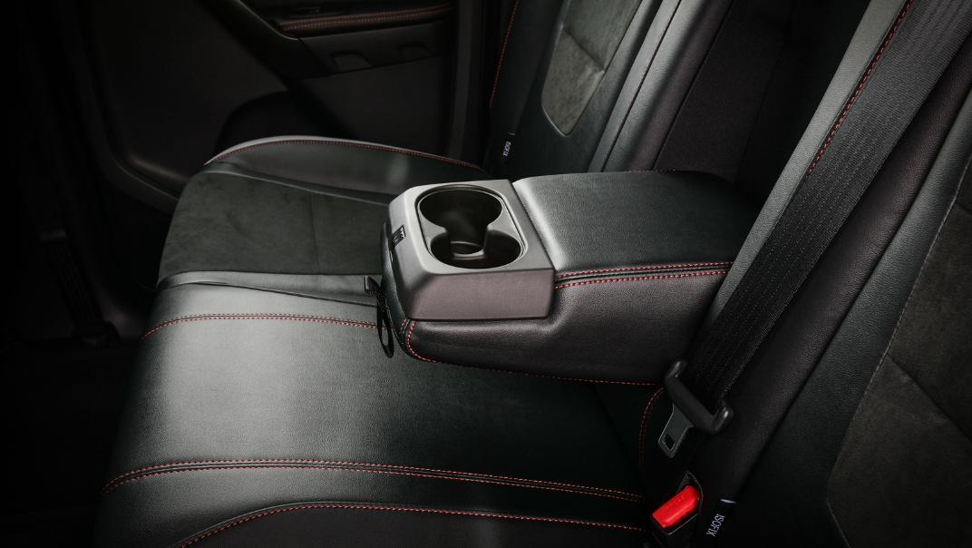 2021 Ford Ranger Raptor X Interior 009