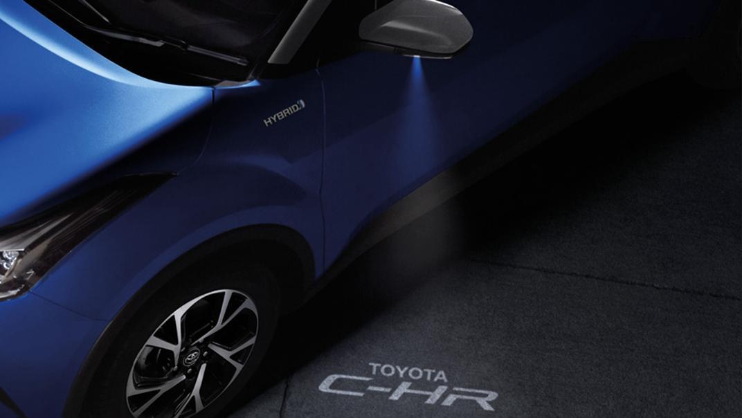 2021 Toyota C-HR Hybrid Premium Safety Exterior 034