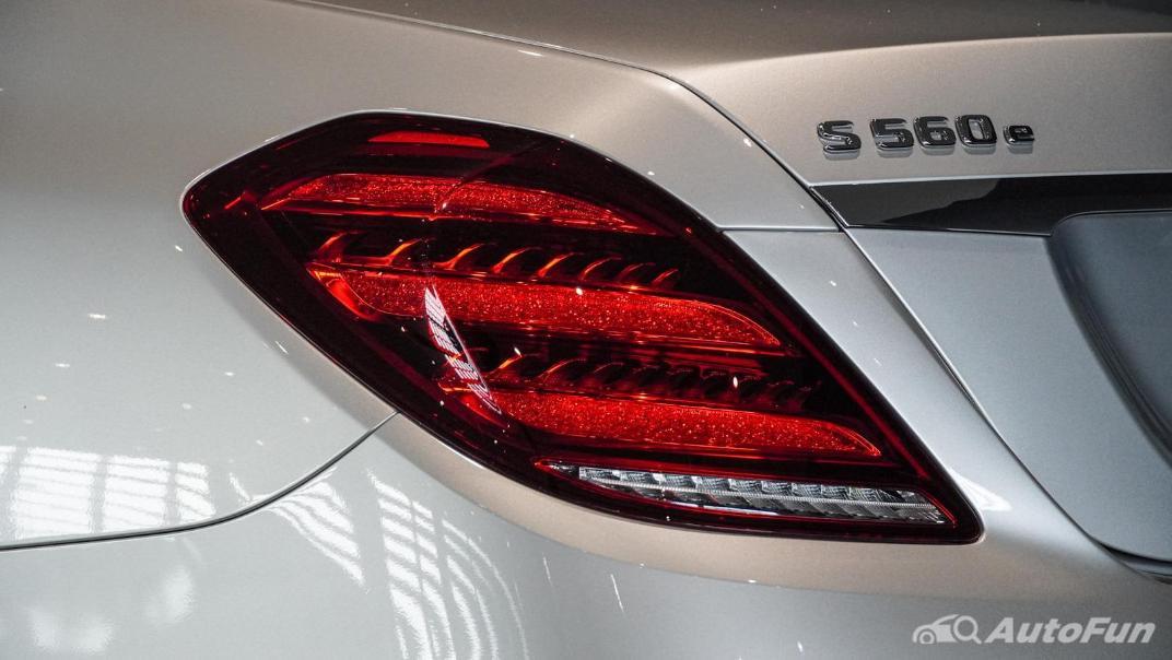 Mercedes-Benz S-Class S 560 e AMG Premium Exterior 019