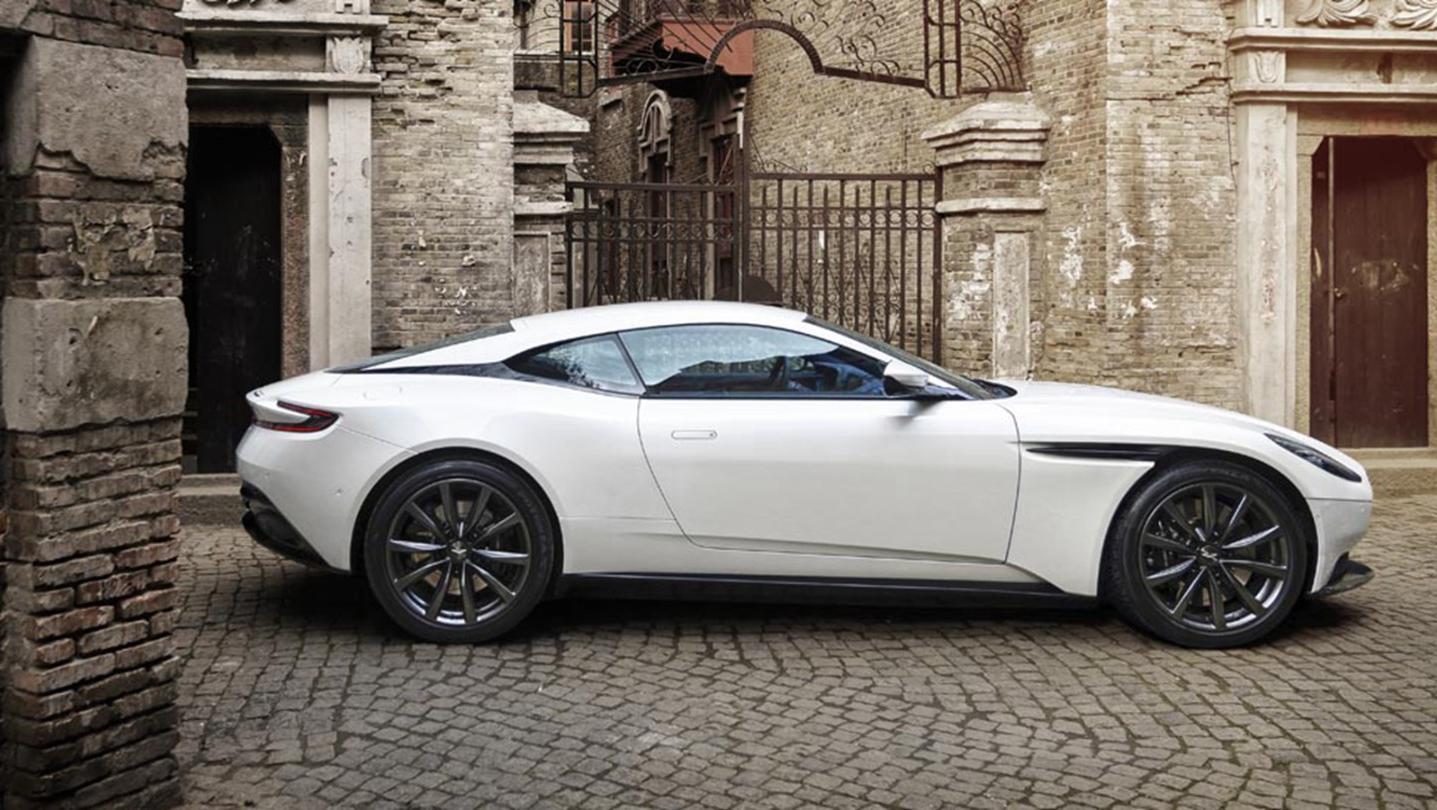 Aston Martin Db11 2020 Exterior 001