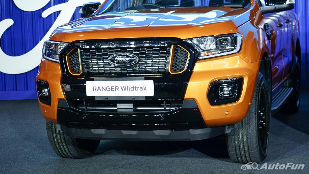 2021 Ford Ranger Wildtrak Exterior 013