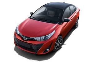 ไม่ได้ไปต่อ Toyota Yaris เตรียมหยุดทำตลาดในอินเดีย หลัง 3 ปี ขายได้ไม่ถึง 2 หมื่นคัน