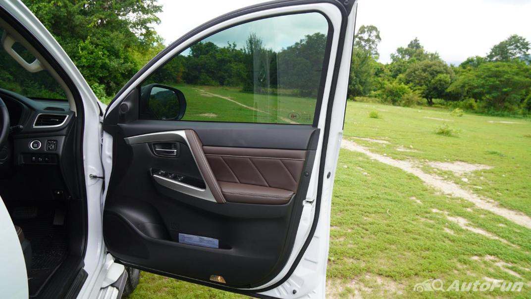 2020 Mitsubishi Pajero Sport 2.4D GT Premium 4WD Elite Edition Interior 045