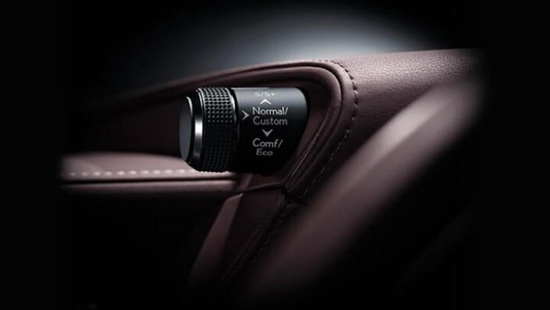 Lexus LS 2020 Interior 005